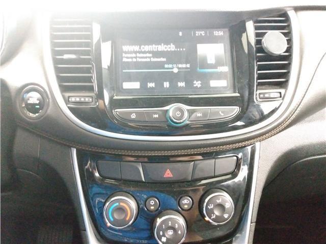 Chevrolet Tracker 1.4 16v turbo flex ltz automático - Foto 15