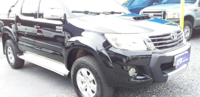 Hilux srv 4x4 tdi diesel cd automatico - Foto 3