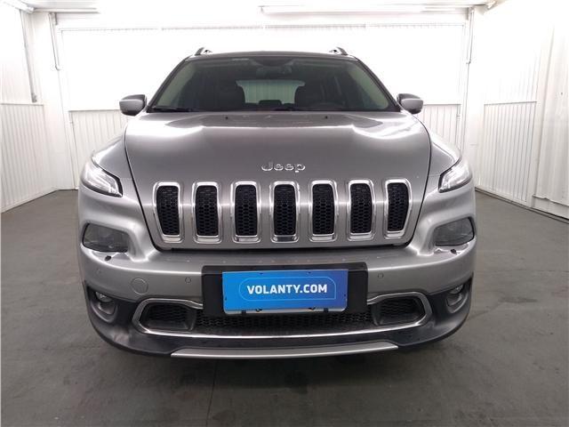Jeep Cherokee 3.2 limited 4x4 v6 24v gasolina 4p automático - Foto 2