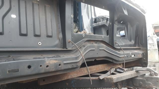 Cabine ford cargo dupla - Foto 9