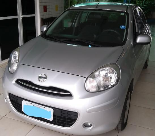 Nissan March 1.6 s - 2013/2014