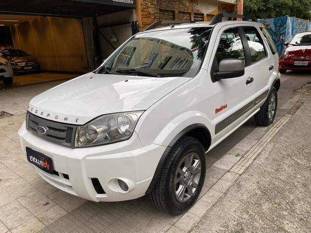 Ford Ecosport Xlt 1.6 Freestyle ano 2011