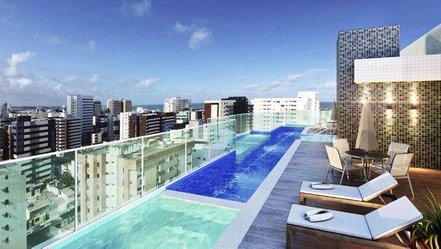 Apartamento na Ponta Verde , 2 quartos,Lançamento na melhor área - Foto 12