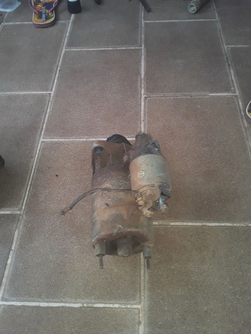 Alternador e motor de partida, monza, kadett - Foto 3
