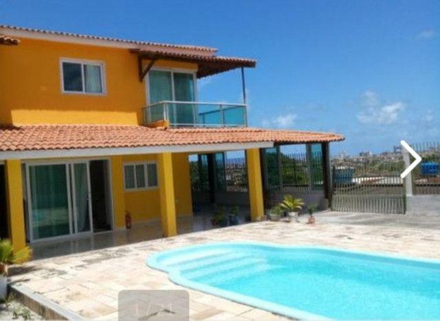 Casa com 4 quartos, garagem p/ 5 carros, piscina em Jardim Fragoso