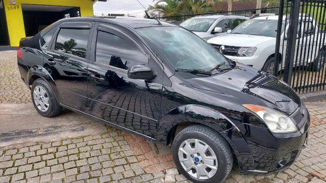 Fiesta 1.0 8v Sedan 2008 Completo