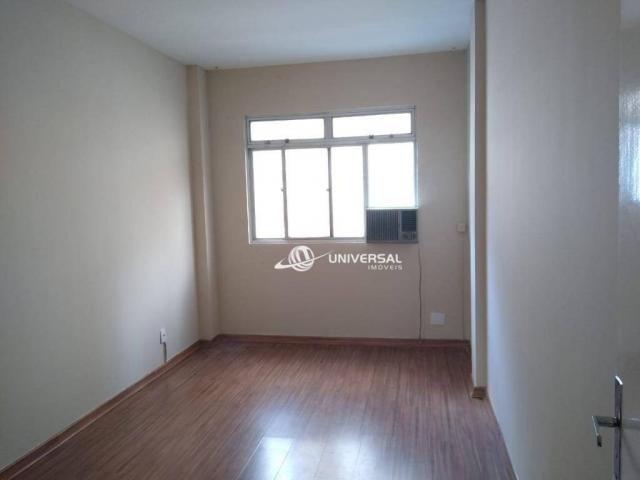 Cobertura com 3 quartos para alugar, 159 m² por R$ 1.500/mês - Centro - Juiz de Fora/MG - Foto 12