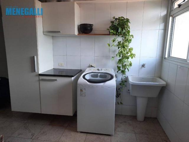 Apartamento com 3 dormitórios à venda, 112 m² por R$ 700.000,00 - Centro - Piracicaba/SP - Foto 4