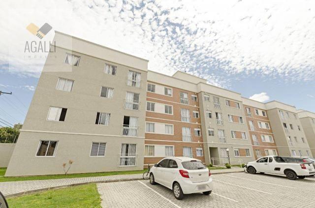 Apartamento com 2 dormitórios para alugar por R$ 1.300,00/mês - Hauer - Curitiba/PR - Foto 15