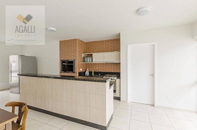 Apartamento com 2 dormitórios para alugar por R$ 1.300,00/mês - Hauer - Curitiba/PR - Foto 17