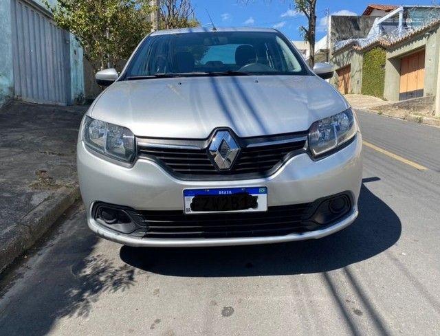 Renault Logan completo 2018 3CC - Foto 5