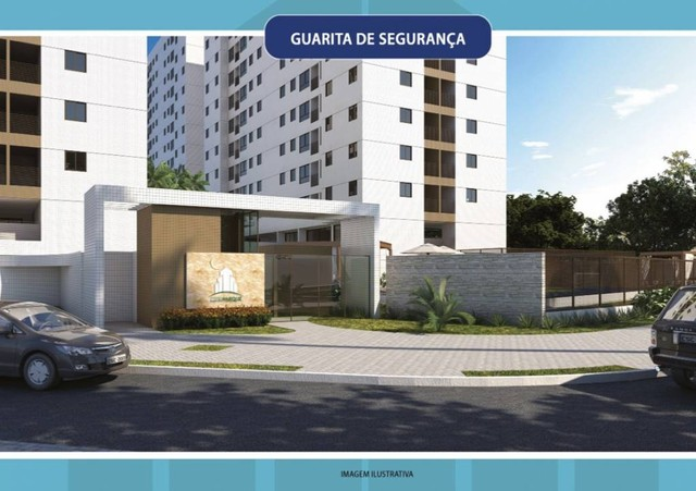 AF - Oportunidade -Lançamento de condomínio clube - Residencial Luar do Parque - 3 quartos - Foto 7