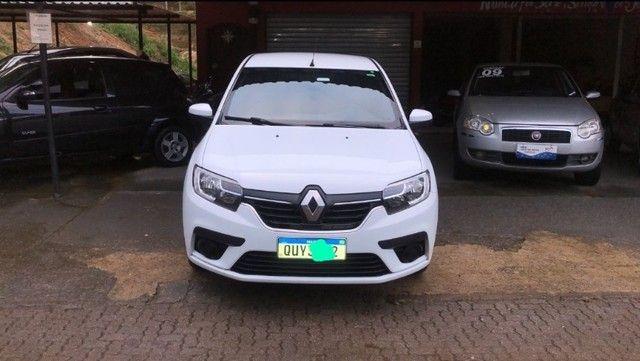 Renault Logan zen Flex 1.0 - Foto 4