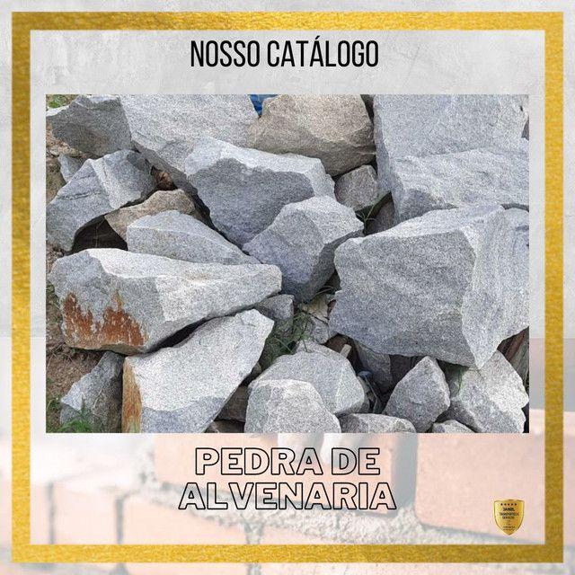 Areia fina, areia grossa, arisco, brita e pedra - Foto 5