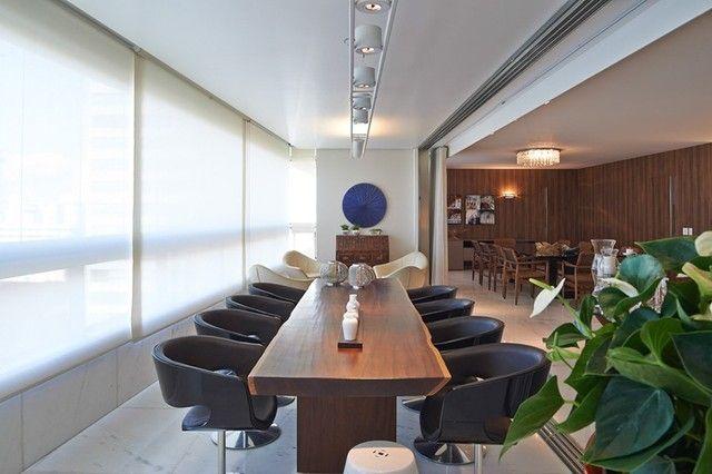 Apartamento para venda possui 305 metros quadrados com 4 quartos em Belvedere - Belo Horiz - Foto 4