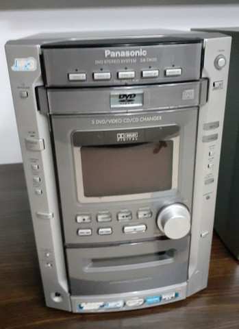 Home/Dvd stereo system SA-DK20 Panasonic - Foto 2