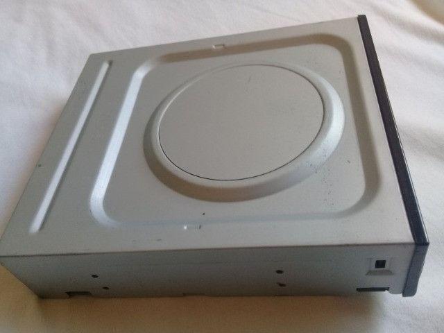 Drive de DVD sata, da marca LG para computador - Foto 2
