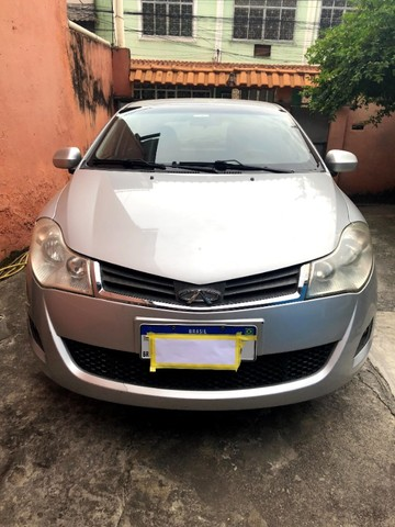 Vendo carro Caoa Chery Celer Sedan 1.5 16V (Flex) 2013 - Foto 11