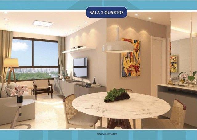 AF - Oportunidade -Lançamento de condomínio clube - Residencial Luar do Parque - 3 quartos - Foto 15