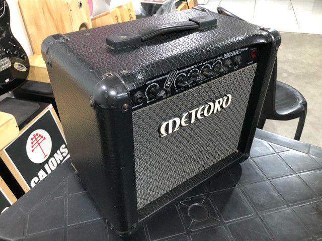 Amplificador para Estudar guitarra, Meteoro Nitrous Drive  - Foto 3