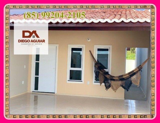 Casas em Pedras/Barrocão - Itaitinga )(*&¨% - Foto 15