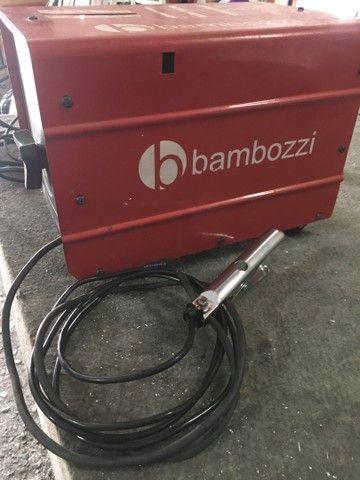 Maquina de solda bambozzi  - Foto 3