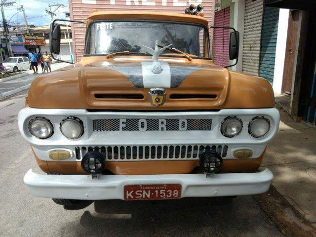 Vendo Ford f350 - Foto 4