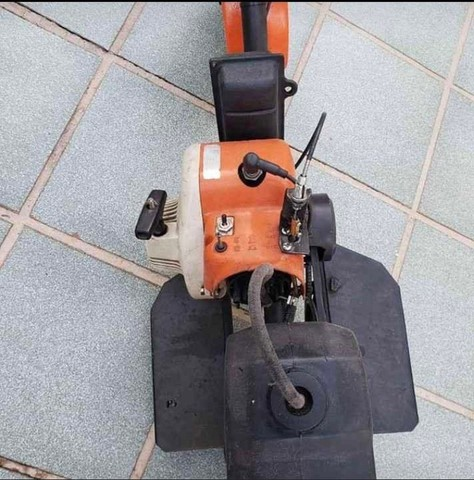 Walk machine com motor de roçadeira parcelo em até 18x - Foto 4