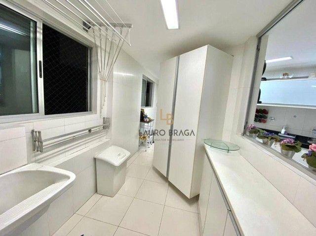 Apartamento com 3 dormitórios à venda, 164 m² por R$ 1.365.000,00 - Ponta Verde - Maceió/A - Foto 12