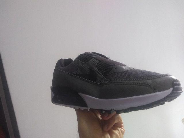 Tênis Nike Caminhada Academia Corrida Dia Dia Tamanho 42 - Foto 2