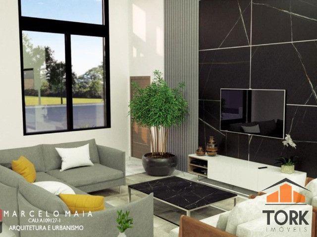 Condomínio Gramado casa a venda com 4 suítes - Foto 6