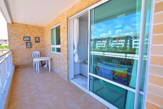 Apartamento no Condomínio Paraíso das Dunas (Porto das Dunas) - Foto 4