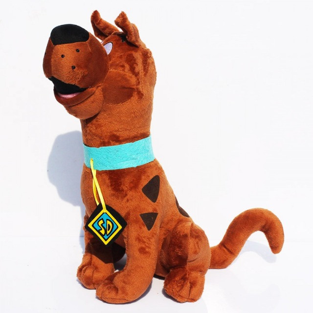 Scooby Doo - Pelúcia 35 cm - Foto 2