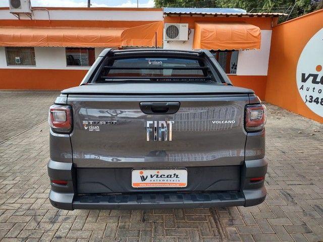 FIAT STRADA VOLCANO 1.3 CD 2021 - Foto 7