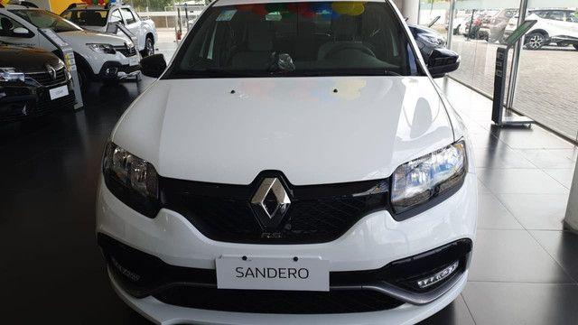 Renault Sandero RS 2.0 Ent. De R$ 23.250,00 + 48X DE R$ 1.278,00 + parcela final - Foto 2