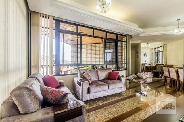 Apartamento à venda com 4 dormitórios em Gutierrez, Belo horizonte cod:223527