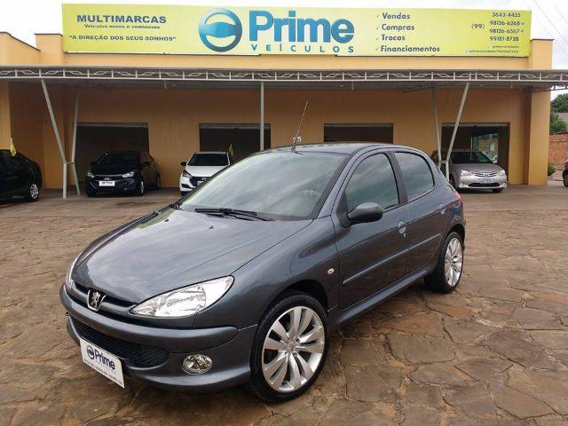 Peugeot 206 presence 1.4 2008/2008