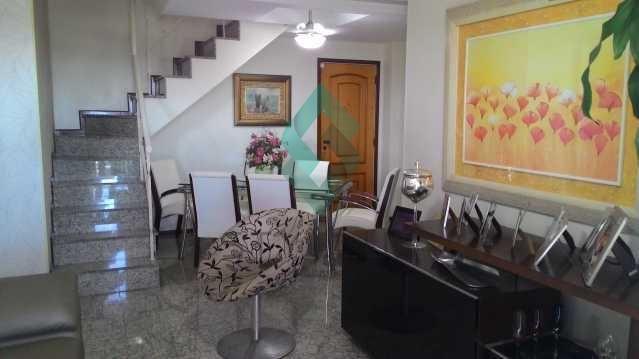 Apartamento à venda com 4 dormitórios em Méier, Rio de janeiro cod:M6135 - Foto 4