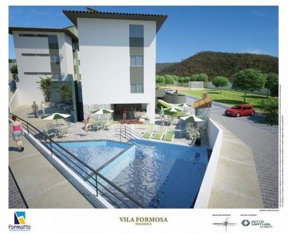 Apartamento em Condomínio Fechado em Sucupira - Vila Formosa Residence - Foto 2