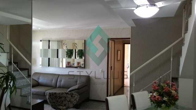 Apartamento à venda com 4 dormitórios em Méier, Rio de janeiro cod:M6135 - Foto 5