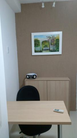 Sala mobiliada - Sublocação - Rink Alto Padrão - Foto 5