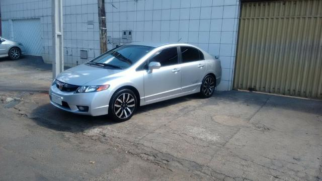 Honda Civic Si 2009/10 Prata Impecavel