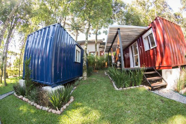 Exclusiva residência em container na Serra Gaúcha - Foto 10