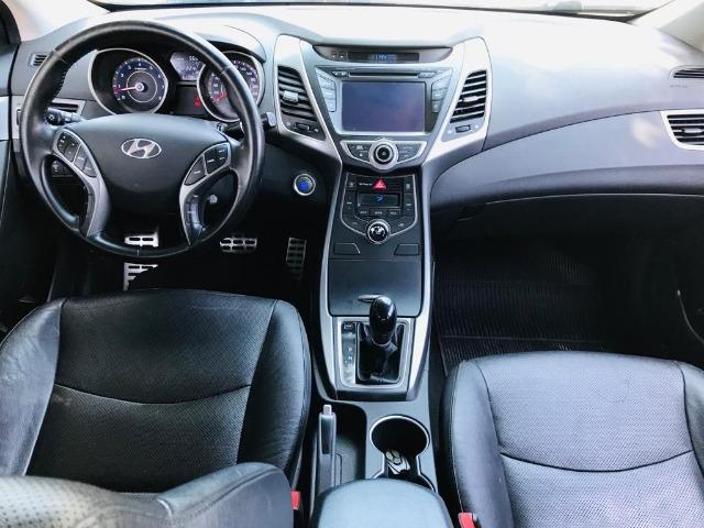 Hyundai elantra gls 2.0 automatico - Foto 10