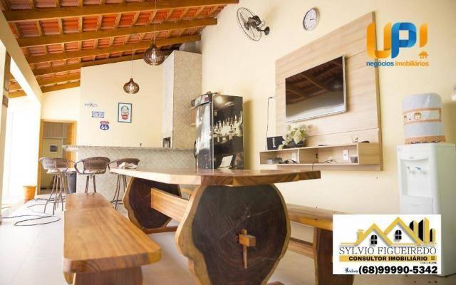 Casa com 3 dormitórios à venda, 288 m² por R$ 950.000 - Conjunto Procon - Rio Branco/AC - Foto 13