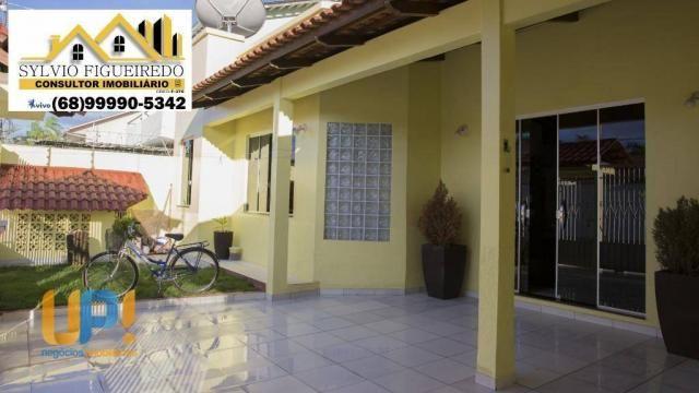 Casa com 2 dormitórios à venda, 300 m² por R$ 400.000 - Jardim Tropical - Rio Branco/AC - Foto 2