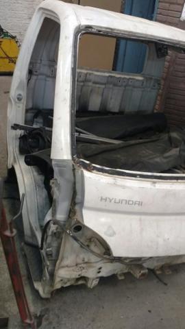 Cabine/gabine Hyundai HR , teto, lateral, trazeira - Foto 3