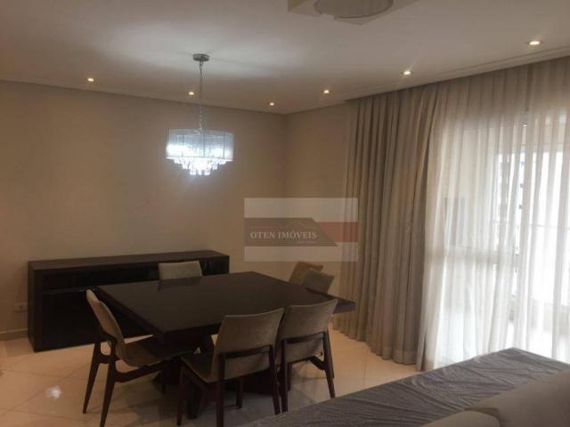 Apartamento com 3 dormitórios à venda, 156 m² por r$ 750.000,00 - jardim das indústrias -  - Foto 4