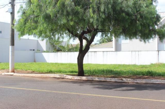 Loteamento/condomínio à venda com dormitórios em Cond. gávea hill ii, Uberlândia cod:301 - Foto 3