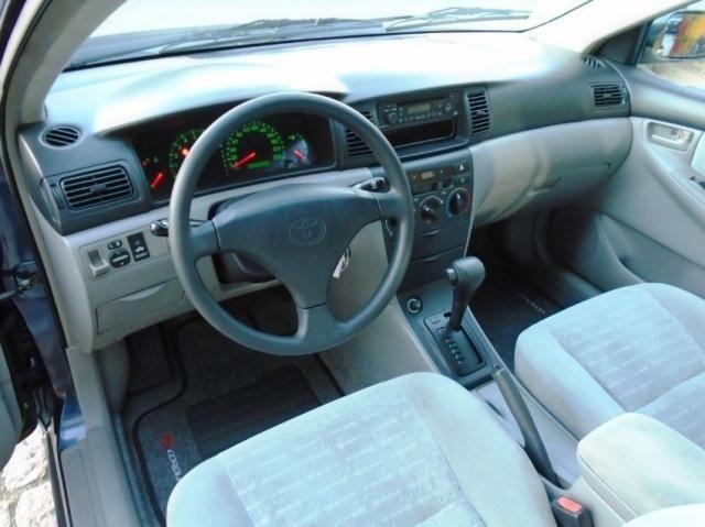 Toyota Corolla XLI 1.6 4P - Foto 11